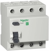 УЗО Schneider Electric Easy9 (EZ9R34425) 25 А 30 мА 4P тип AC 4,5 кА