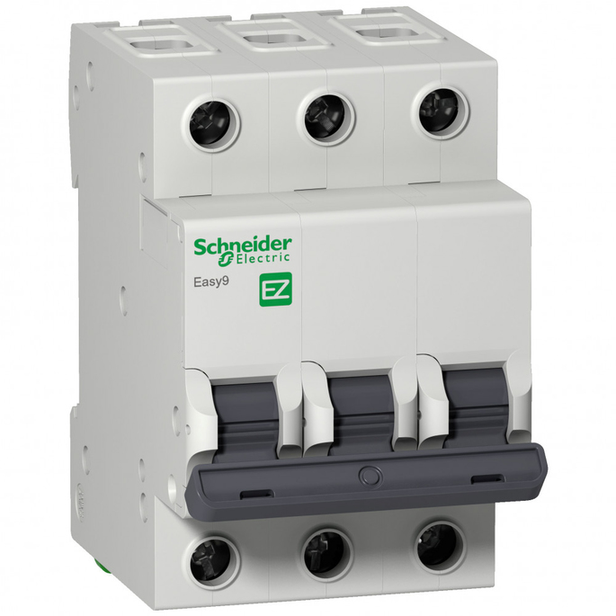 Фото «Автомат Schneider Electric Easy9 (EZ9F56325) 3P 25 А тип C 6 кА 230 В на DIN-рейку» в Санкт-Петербурге