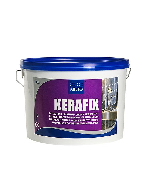 Клей для плитки Kiilto Kerafix готовый 10 л
