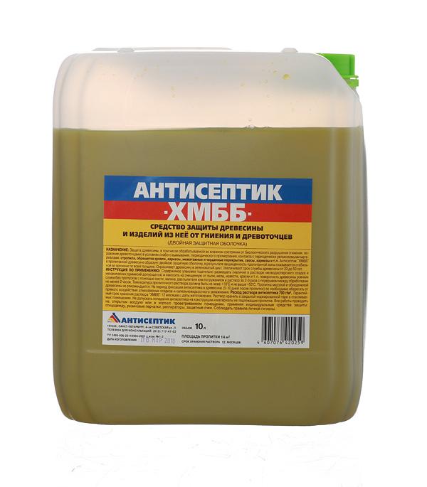 Антисептик ХМББ биозащита 10 л