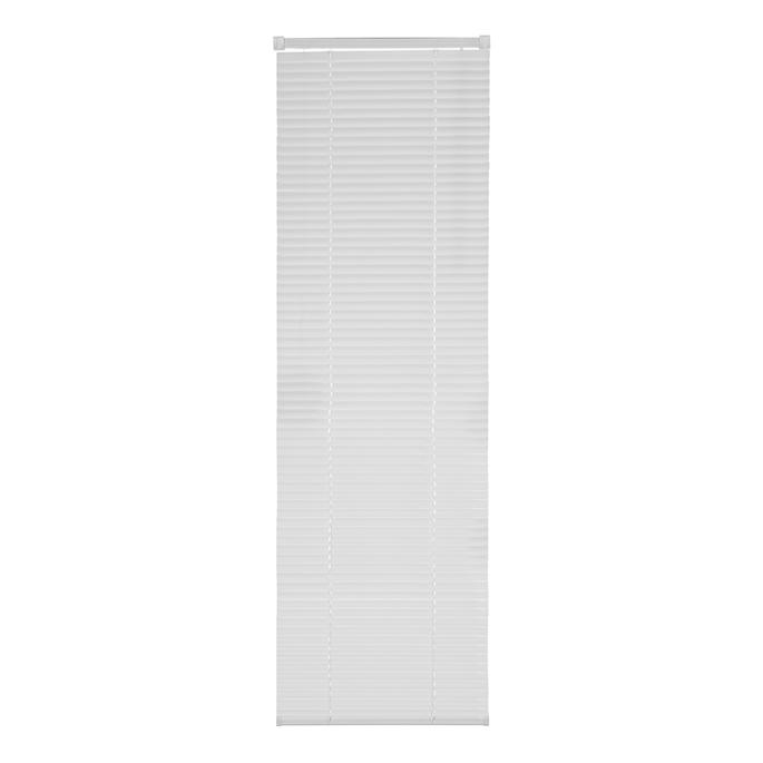 Жалюзи горизонтальные 50х160 см белые