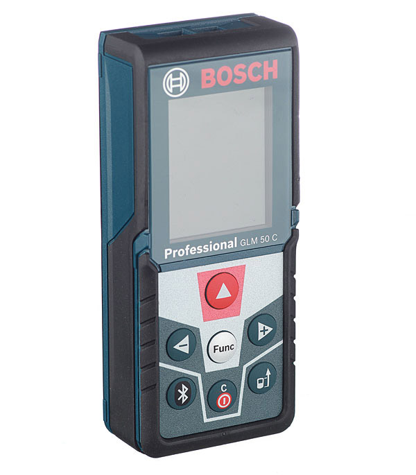 Дальномер лазерный Bosch GLM 50С 50 м дальномер bosch plr 50 c 50 м 603672220
