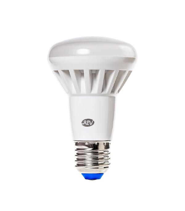 Лампа светодиодная E27 8W, R63 (рефлектор), 4000K, дневной свет, REV лампочка sparkled reflector e27 r63 8w 230v 4000k llr63 8e 40