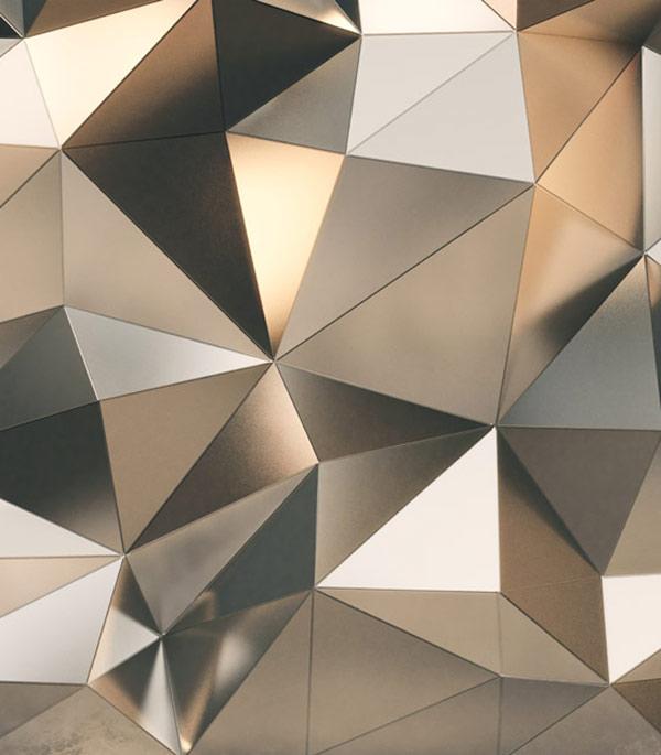 Фотопанно OVK Design Геометрия 230476 1 лист 2,5х1,3 м виниловые обои ovk design luisa 13396 12