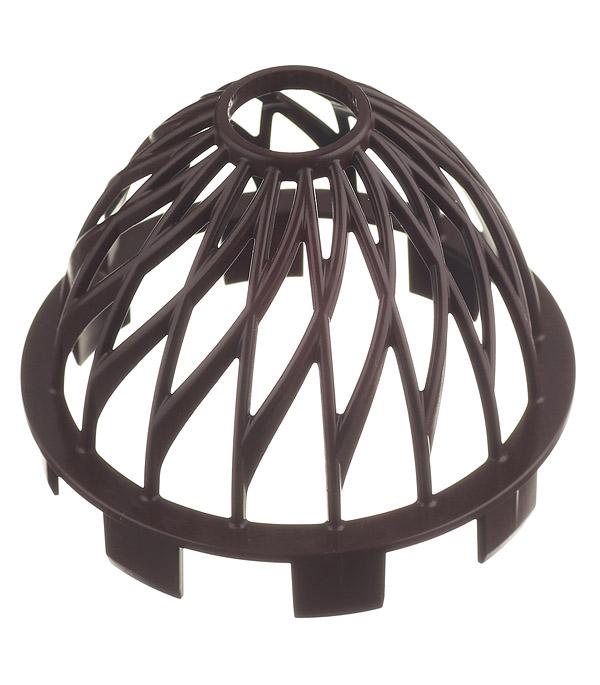 Решетка воронки защитная Vinyl-On коричневая (кофе) защитная решетка для вентилятора arctic fan grill 92mm acfan00086a