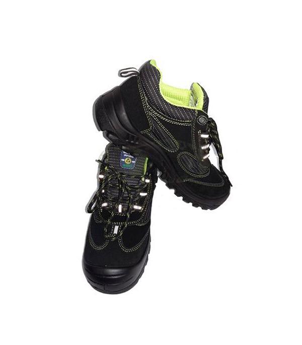 Кроссовки замшевые (композитный защитный носок) размер 41