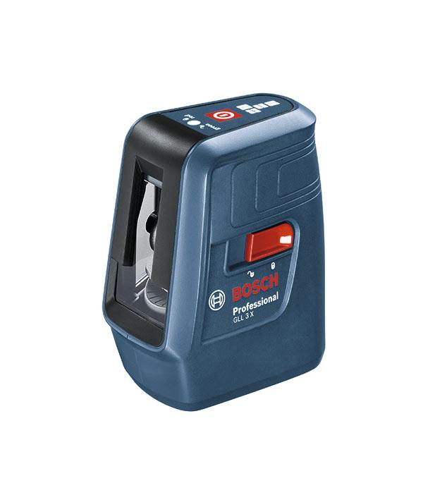 Нивелир лазерный Bosch GLL 3X