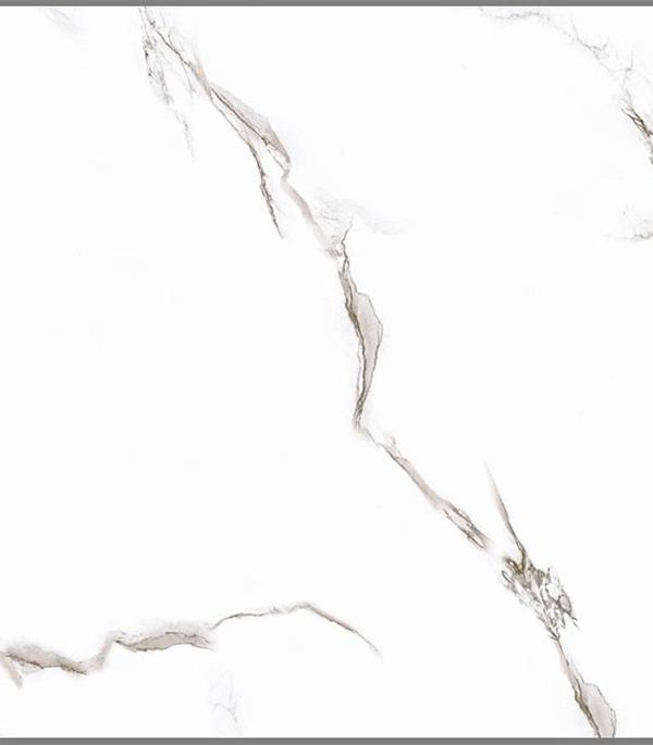 Керамогранит 400х400х8 мм Classic Marble белый матовый/Грасаро (10шт=1,6 кв.м) керамогранит декор 400х400х9 мм classic marble грасаро кпп