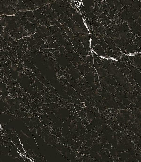 Керамогранит 400х400х8 мм Classic Marble черный глянцевый/Грасаро (10шт=1,6 кв.м) керамогранит декор 400х400х9 мм classic marble грасаро кпп