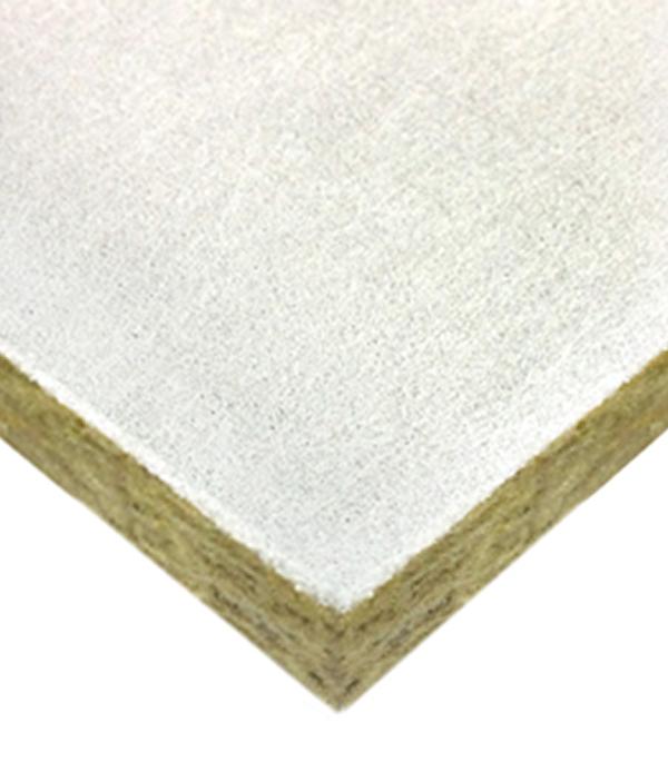 Купить Плита к подвесному потолку Solut кромка A-24 600х600х15 мм, Каменная вата