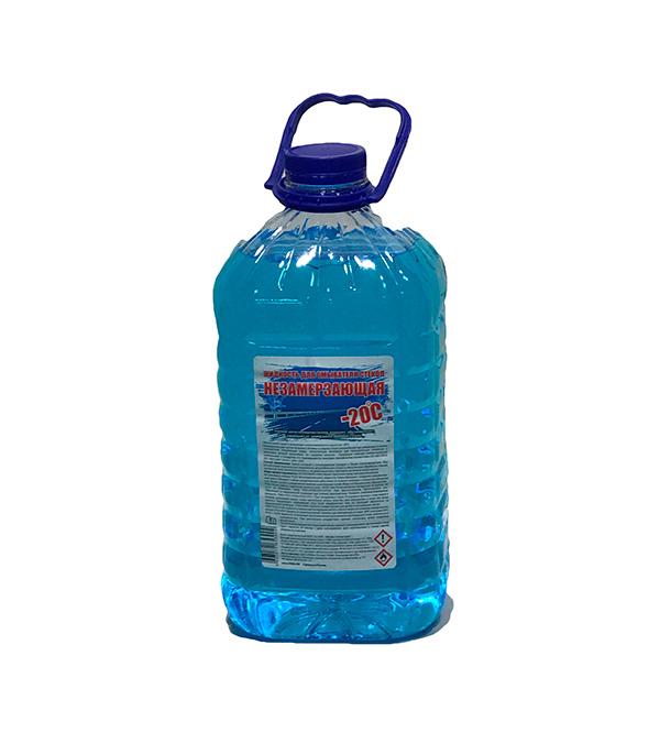 Жидкость для омывателя стекол Незамерзающая -20 жидкость омывателя proff 10с 3л