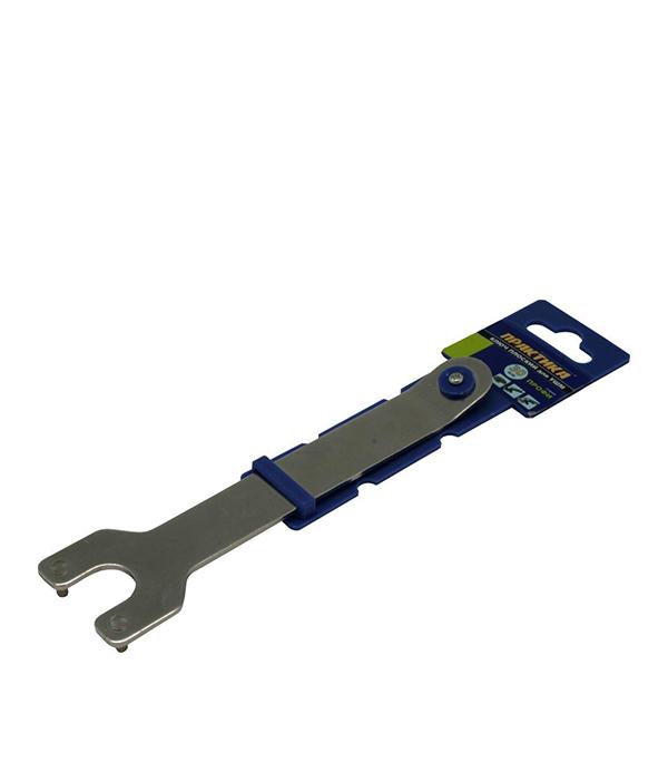 Ключ для УШМ (болгарки) 30 мм плоский ключ nn ми 15588 0 30 мм