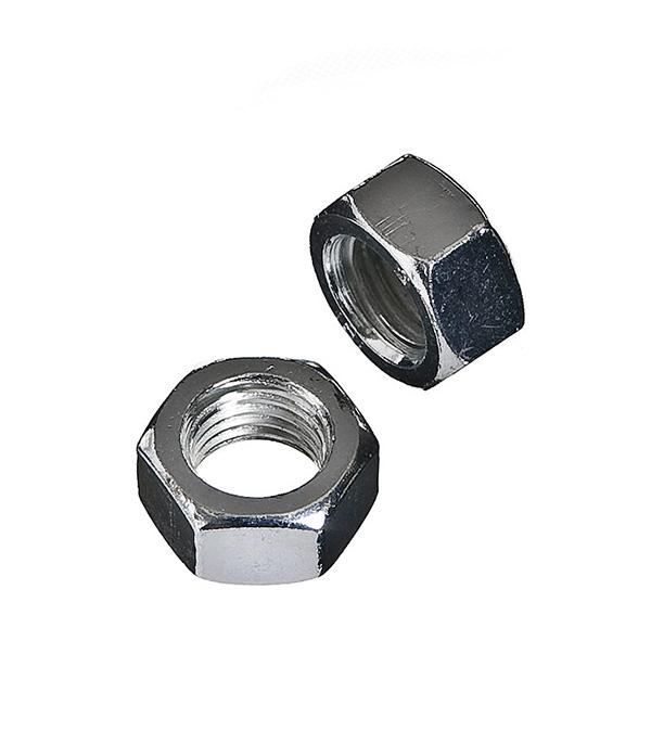 Гайки оцинкованные М16 DIN 934 (15 шт) цена