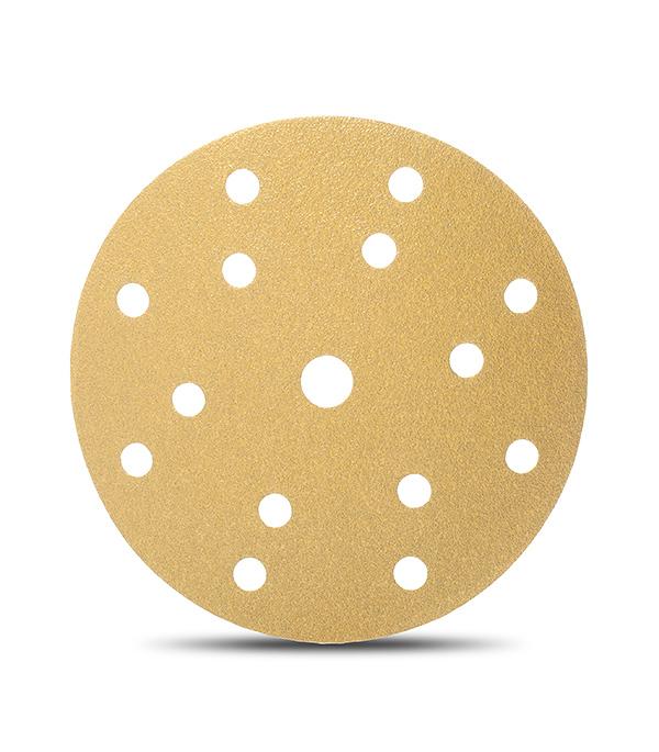 Диск шлифовальный с липучкой Р180 d=150 мм перфорированный (5 шт) Starcke диск шлифовальный с липучкой р180 d 125 мм перфорированный 5 шт starcke 514