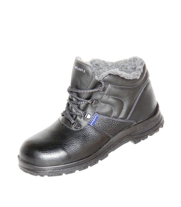 Ботинки строительные искусственный мех, размер 45