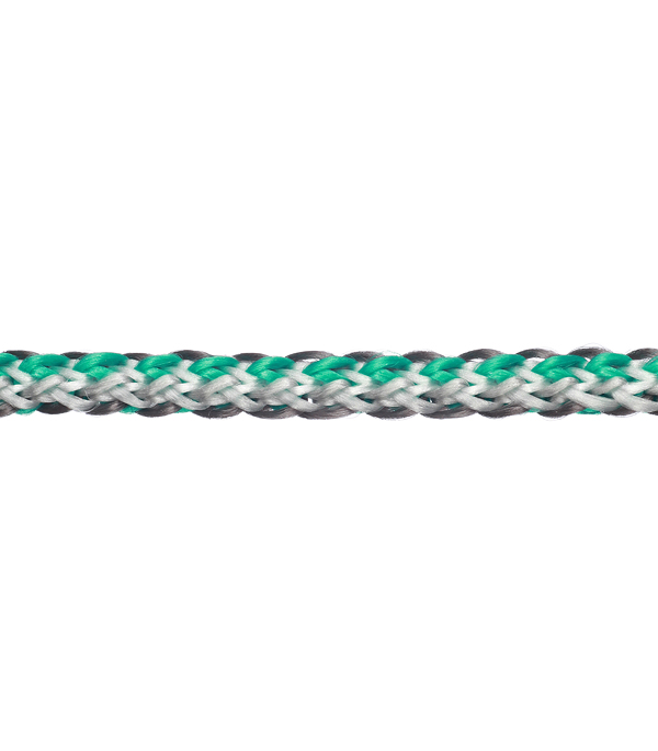 Плетеный шнур цветной d4 мм полипропиленовый, повышенной плотности 20 м