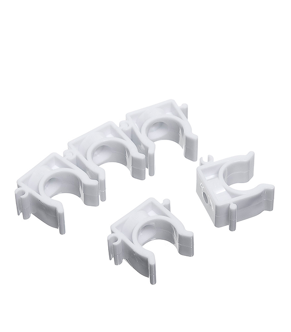цены на Фиксатор для металлопластиковых труб 26 мм (5 шт) в интернет-магазинах