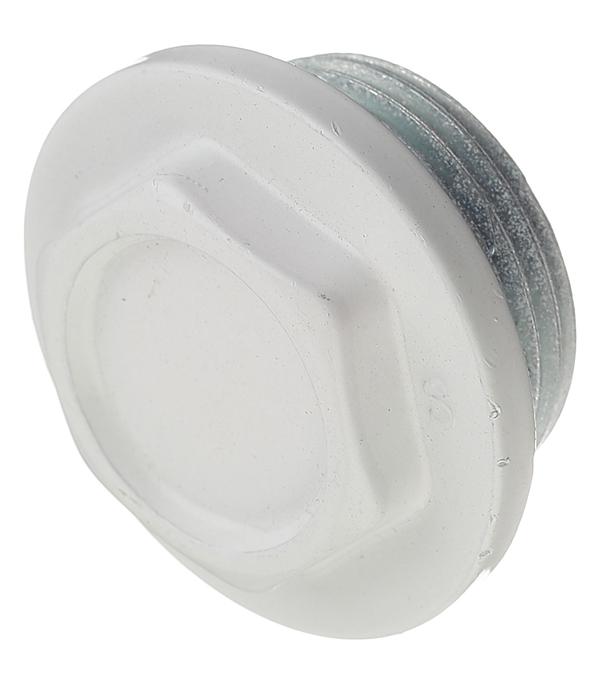 Заглушка левая 1 НР(ш) для радиатора