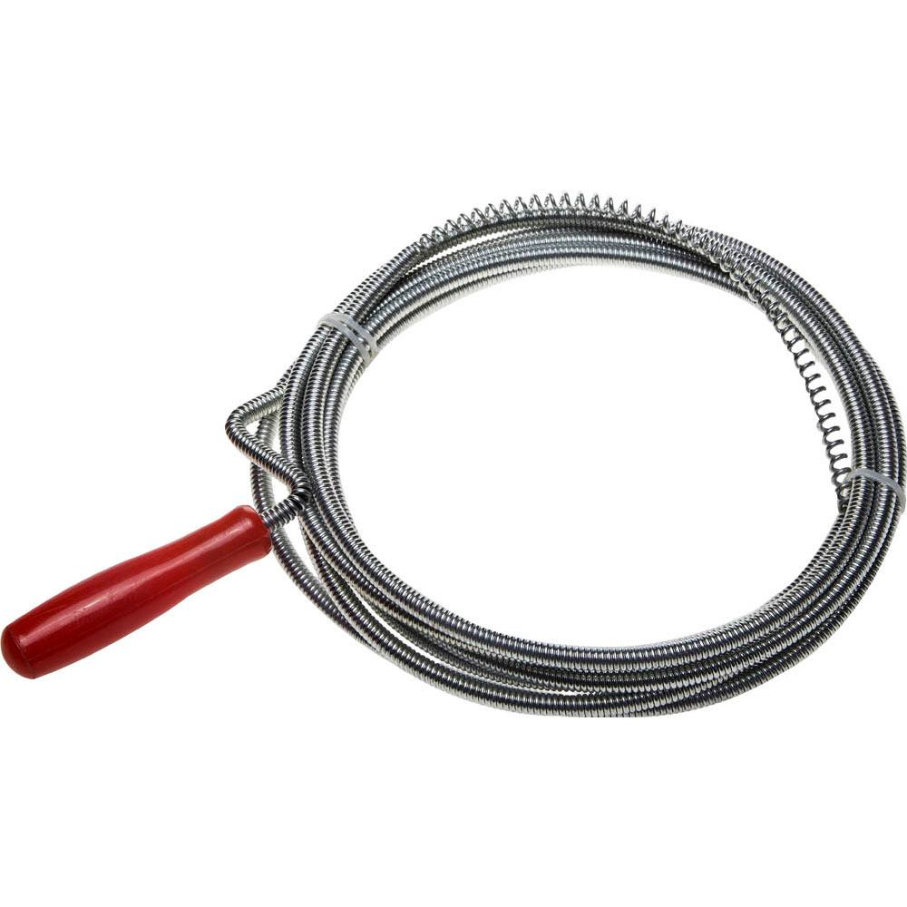 Трос сантехнический для прочистки канализации ЗУБР Мастер 6 мм 3 м
