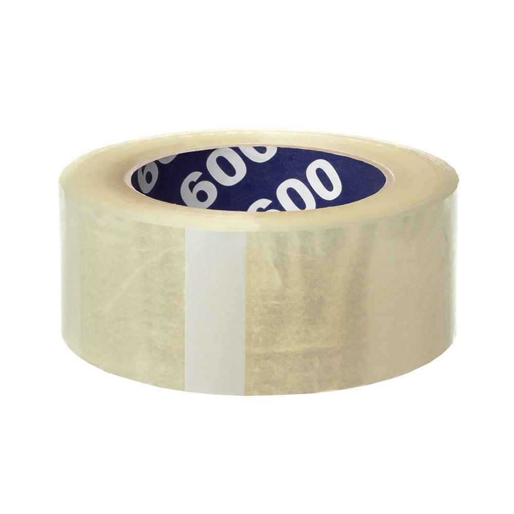 Лента клейкая упаковочная Unibob 48 мм х 198 м лента unibob для укладки ковровых покрытий ткань 50 мм х 10 м