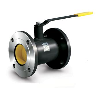 Купить Кран шаровый фланцевый LD PN16 Ду80 стандартнопроходной стальной
