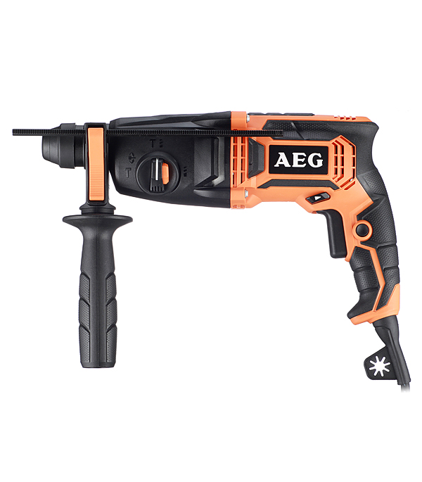 цена на Перфоратор AEG KH 24 IE 800 Вт 2.4 Дж SDS-plus