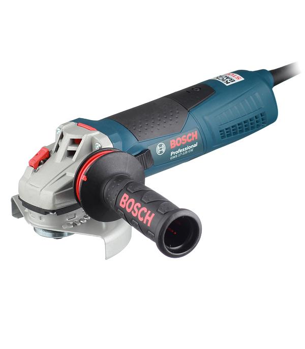цена на Шлифмашина угловая (УШМ) Bosch GWS 17-125 CIE 1700 Вт 125 мм