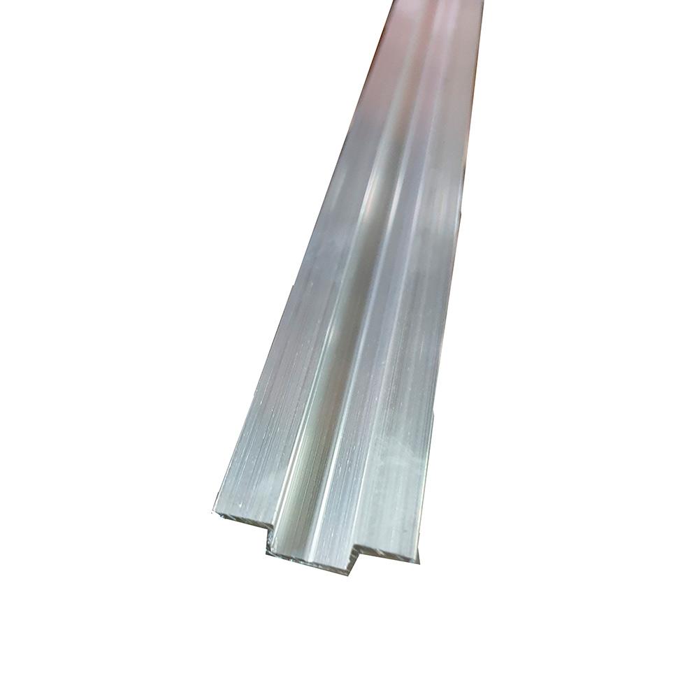 Омега-профиль алюминиевый 3м 1 мм фото