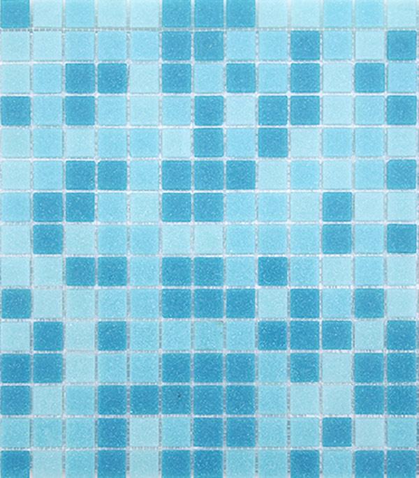 цена на Мозаика из стекломассы 327x327х4 мм Lavelly Wave/Волна (20 шт = 2,139 кв.м)