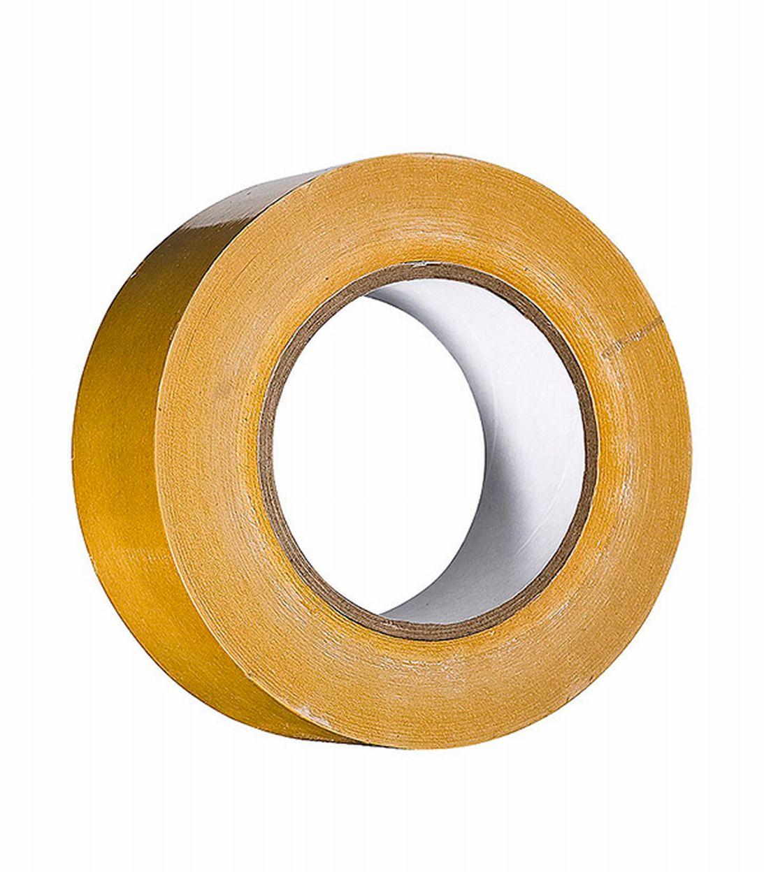 Скотч двухсторонний 50 мм х 50 м полипропилен скотч unibob клеящая двусторонняя 38 х 10 на полипропиленовой основе 88806