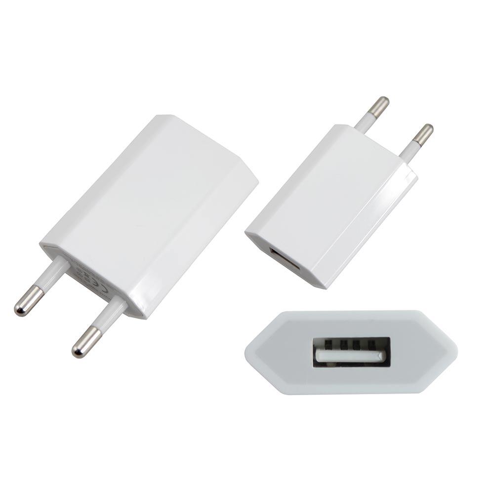 Зарядное устройство Rexant 220/5 В USB 1000 мА для iPhone