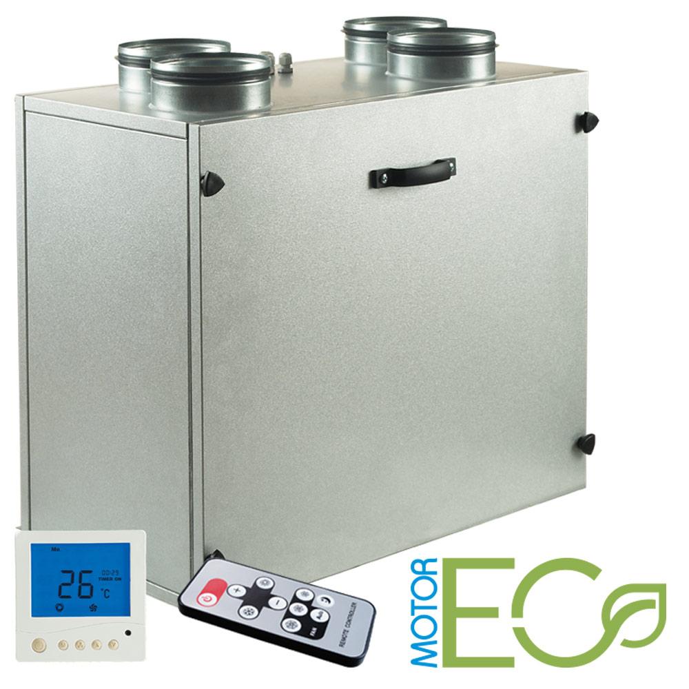 цена на Установка приточная-вытяжная KOMFORT EC SE320-2х2