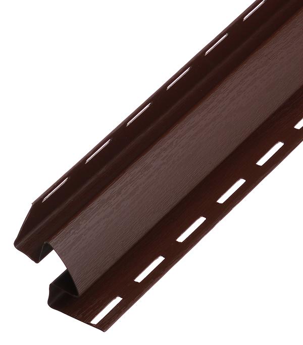 Угол внутренний Vinyl-On 3050 мм кофе сайдинг vinyl on угол внутренний 3050 мм кофе