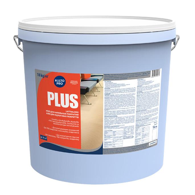 Клей для напольных покрытий Kiilto Plus 18 кг