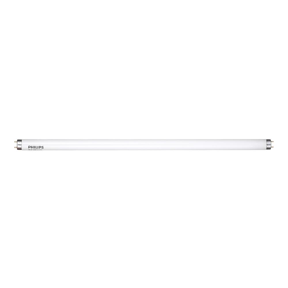 Лампа люминесцентная Philips TL-D 18 Вт G13 трубка T8 4000 К дневной свет 590 мм фото