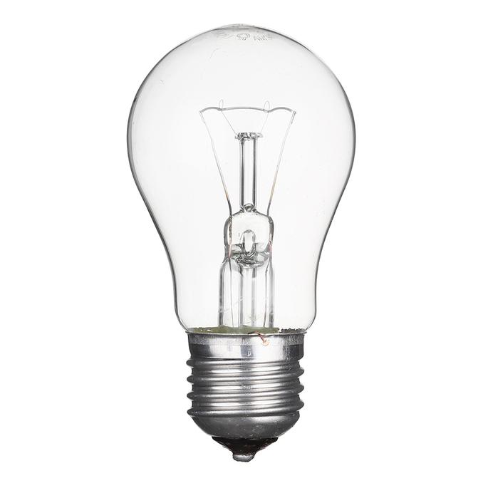Лампа накаливания ЛОН 95 Вт E27 груша 220 В прозрачная