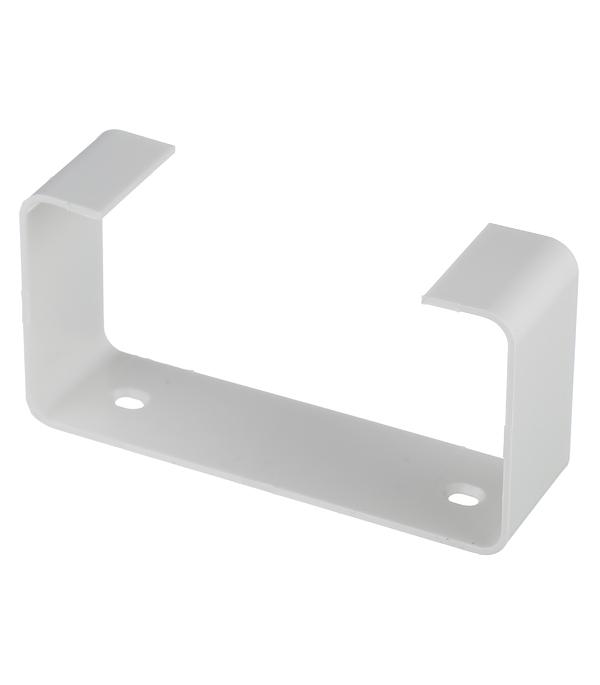 Держатель пластиковый для плоских воздуховодов 55х110 мм