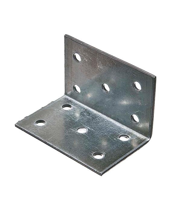 Купить Уголок соединительный оцинкованный 40х40х60х2 мм