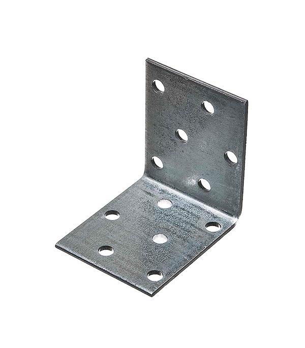 Купить Уголок соединительный оцинкованный 50х50х40х2 мм