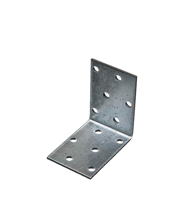 Купить Уголок соединительный оцинкованный 60х60х40х2 мм