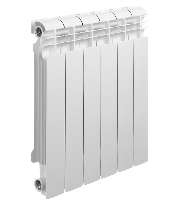 Радиатор алюминиевый 1