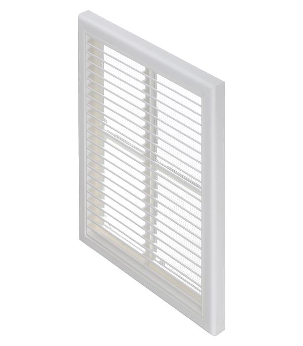 Вентиляционная решетка пластиковая Вентс 221х299 мм цена 2017