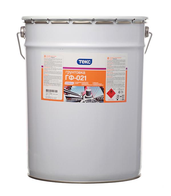 цена на Грунт Текс ГФ-021 красно-коричневый 24 кг