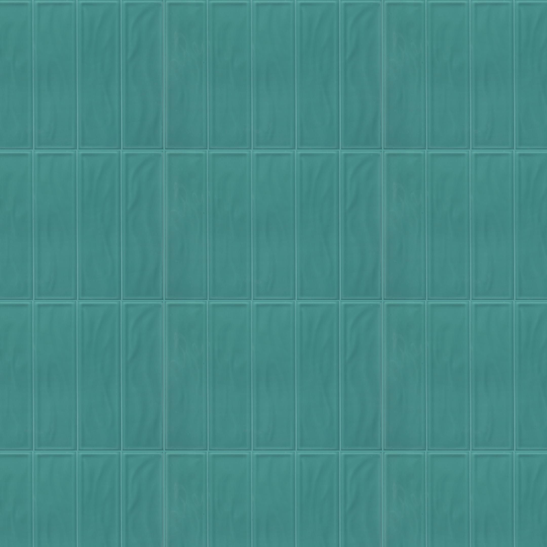 Плитка облицовочная Керамин Метро 4Т зеленый 275x400x7,5 мм (15 шт.=1,65 кв.м) фото