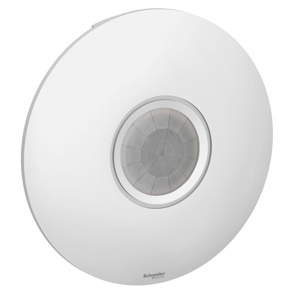 Фото - Датчик движения Schneider Electric Atlas Design ATN000137 открытая установка белый потолочный датчик движения rubetek evo 1 5 в ip20