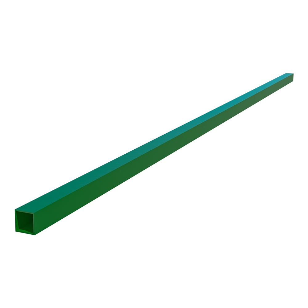 Столб для забора 50х50х1,5 мм 3 м зеленый RAL 6005 столб для забора 62х55х1 4 мм 2 5 м оцинкованный
