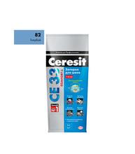 Затирка Церезит СЕ 33 №82 голубой 2 кг
