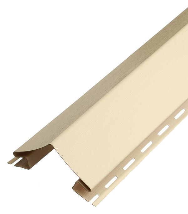 Угол наружный Vinyl-On 3050 мм ваниль сайдинг vinyl on угол внутренний 3050 мм кофе
