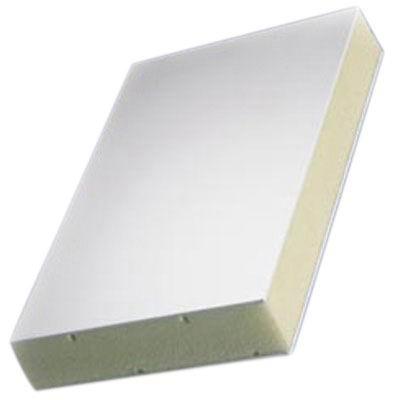Сэндвич-панель ПВХ для откосов 1500х3000х10 мм белая
