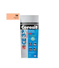 Затирка Церезит СЕ 33 №28 персик 2 кг